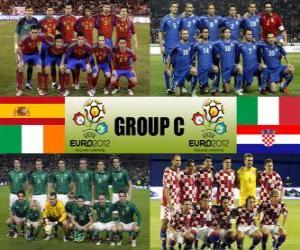Rompicapo di Gruppo C - Euro 2012-