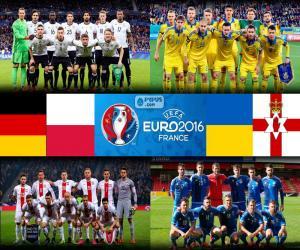 Rompicapo di Gruppo C, Euro 2016