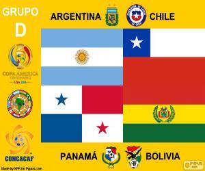 Rompicapo di Gruppo D, C. América Centenario