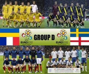 Rompicapo di Gruppo D - Euro 2012-