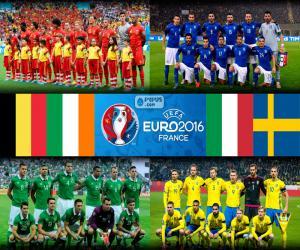 Rompicapo di Gruppo E, Euro 2016