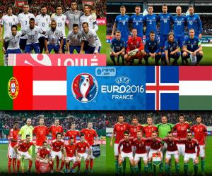 Rompicapo di Gruppo F, Euro 2016