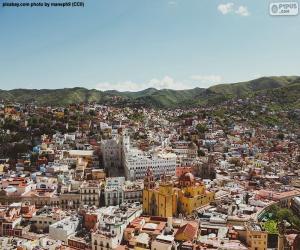Rompicapo di Guanajuato, Mexico