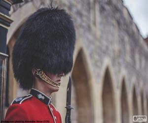 Rompicapo di Guardia della Regina, Londra