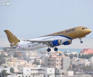 Rompicapo di Gulf Air, la compagnia aerea nazionale del Regno del Bahrain