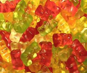 Rompicapo di Gummy bears