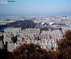 Rompicapo di Gwangju, Corea del sud