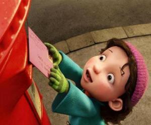 Rompicapo di Gwen, la ragazza che Arthur deve consegnare il regalo di Natale