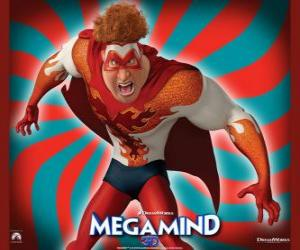 Rompicapo di Hal Steward è diventato un nuovo supereroe, Titan