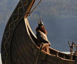 Rompicapo di Halvar, prende il timone della barca