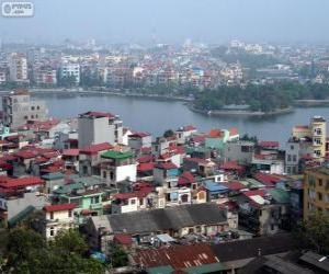 Rompicapo di Hanoi, Vietnam