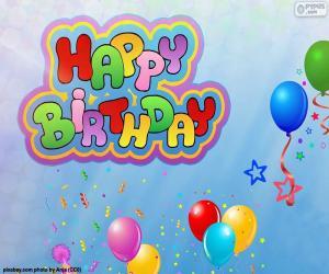 Rompicapo di Happy Birthday, buon compleanno