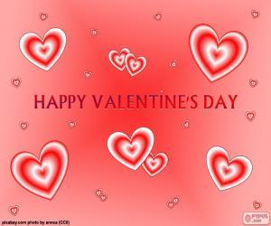 Rompicapo di Happy Valentine's Day