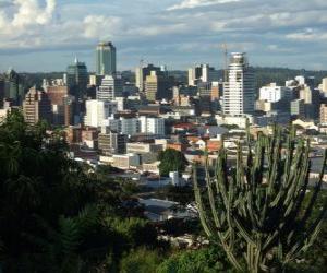 Rompicapo di Harare, Zimbabwe