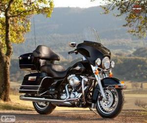 Rompicapo di Harley-Davidson FLHTC Electra Glide Classic 2013