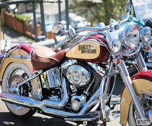 Rompicapo di Harley-Davidson