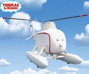 Rompicapo di Harold è un elicottero dal cuore buono