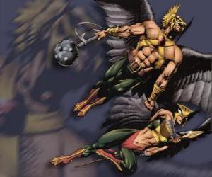 Rompicapo di Hawkman e Hawkgirl