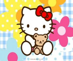Rompicapo di Hello Kitty