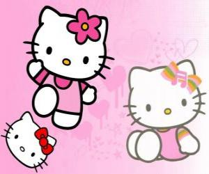 Rompicapo di Hello Kitty