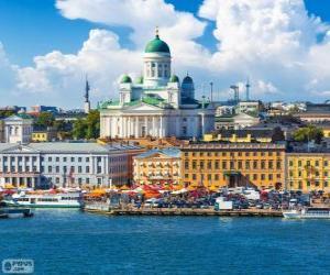 Rompicapo di Helsinki, Finlandia