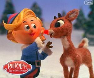 Rompicapo di Hermey e Rudolph