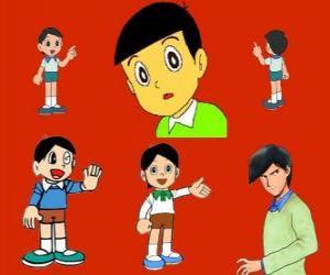 Rompicapo di Hidetoshi Dekisugi, compagno di classe di Nobita