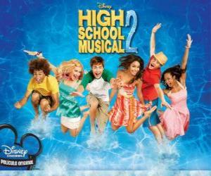 Rompicapo di High School Musical 2