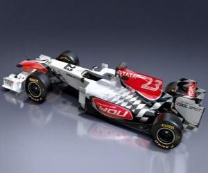 Rompicapo di Hispania F111 - 2011 -