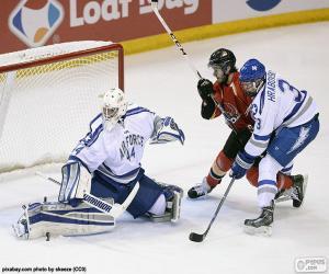Rompicapo di Hockey su ghiaccio