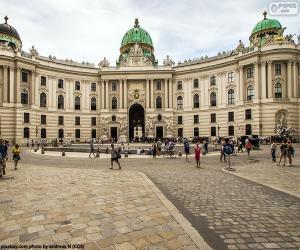 Rompicapo di Hofburg, Austria