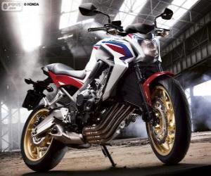 Rompicapo di Honda CB650F 2014