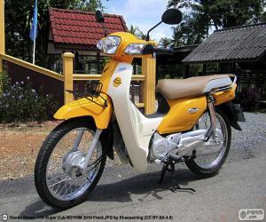 Rompicapo di Honda Super Cub