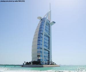 Rompicapo di Hotel Burj al Arab