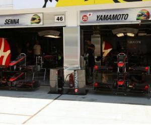 Rompicapo di HRT, Gran Premio di Ungheria 2010