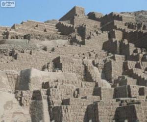 Rompicapo di Huaca Pucllana, Lima, Perù