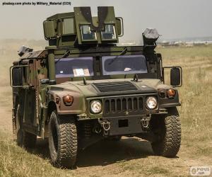 Rompicapo di Humvee esercito