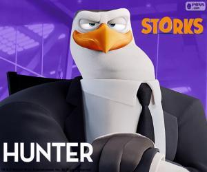 Rompicapo di Hunter, Cicogne in missione