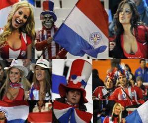 Rompicapo di I fan di Paraguay, Argentina 2011