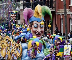 Rompicapo di I giullari, Carnevale