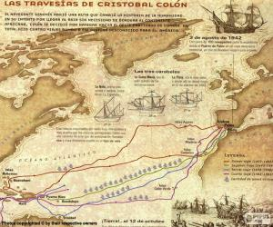 Rompicapo di I viaggi di Colombo