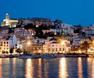 Rompicapo di Ibiza, Spagna