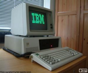 Rompicapo di IBM PC 5150 (1981)