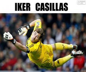 Rompicapo di Iker Casillas