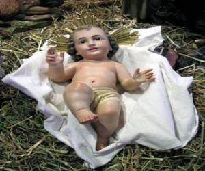 Rompicapo di Il Bambino Gesù nella mangiatoia