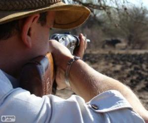 Rompicapo di Il cacciatore