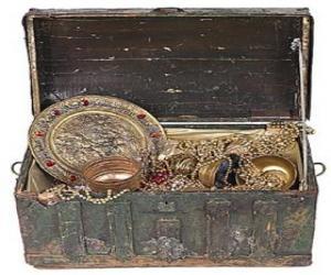 Rompicapo di Il cofano del tesoro