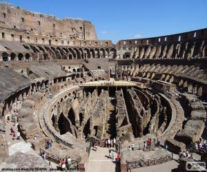 Rompicapo di Il Colosseo a Roma