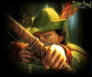 Rompicapo di Il famoso arciere Robin Hood