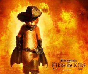 Rompicapo di Il Gatto con gli Stivali, il protagonista del nuovo film DreamWorks